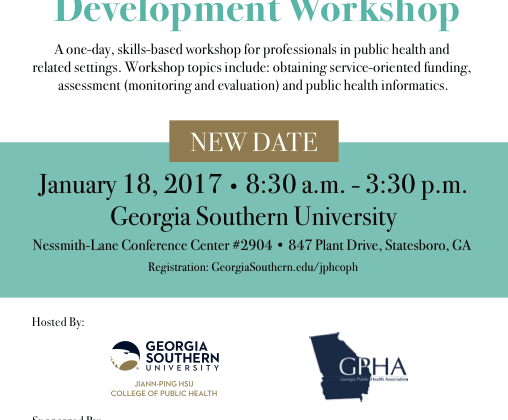 Public Health Development Workshop